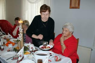 Galeria Wigilia dla osób starszych i samotnych