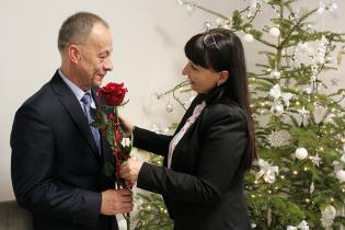 Galeria Pożegnanie sekretarza gminy