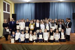 Galeria Stypendia dla najlepszych uczniów