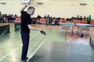 Galeria XX Gminny Turniej Tenisa Stołowego im. Kazimierza Turko