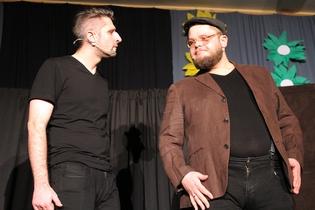 Galeria Kabaret Chyba w Dąbrowie