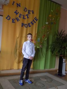 Galeria Gminny Konkurs Recytatorski w Języku Niemieckim