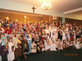 Galeria Przegląd Kolędników Misyjnych