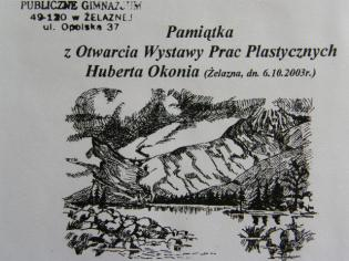 Galeria gimnazjumZelazna
