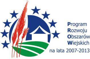 Galeria logotypy PROW