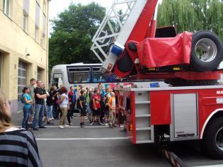 Galeria Zakończenie obozu strażackiego