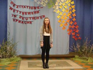 Galeria konkurs recytatorski Narok 2015