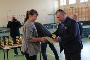 Galeria XIX Gminny Turniej Tenisa Stołowego im. Kazimierza Turko