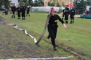 Galeria Galeria Gminne zawody sportowo-pożarnicze w Naroku