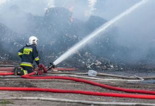 Galeria Akcja gaśnicza w Dąbrowie