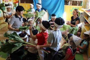 Galeria Międzynarodowy projekt w Naroku