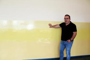 Galeria Malowanie szkoły w Chróścinie