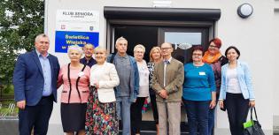 Galeria Wizyta gości ze Skoroszyc
