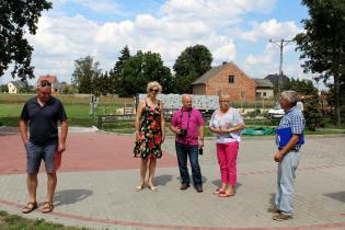 Galeria Komisja wizytowała sołectwa i posesje