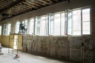 Galeria Modernizacja budynku świetlicy w Żelaznej