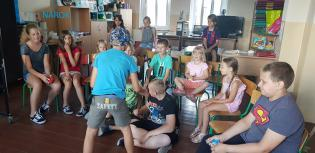 Galeria Wakacje w gminie Dąbrowa