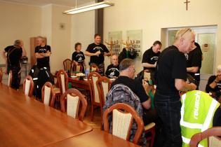 Galeria Wizyta motocyklistów z Lengede