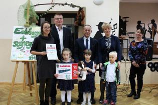 Galeria Piąta edycja gminnego konkursu ekologicznego