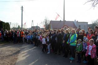 Galeria Gminne obchody 100. rocznicy odzyskania przez Polskę niepodległości